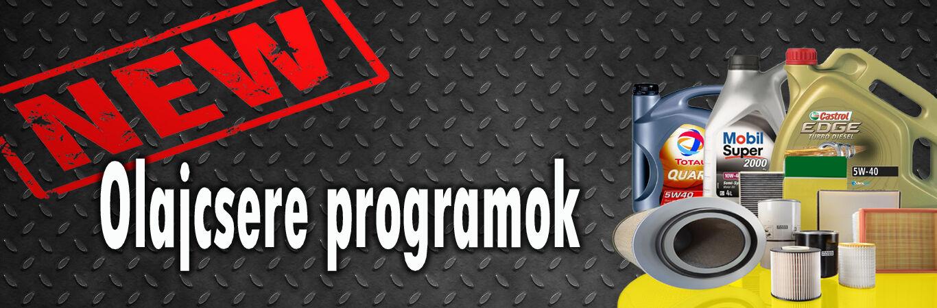 olajprogram