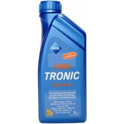 Aral High Tronic 5w40 1L motorolaj
