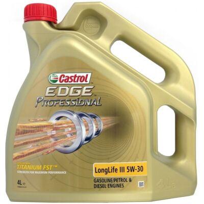 Castrol Edge Professional Longlife lll 5w30 4L motorolaj