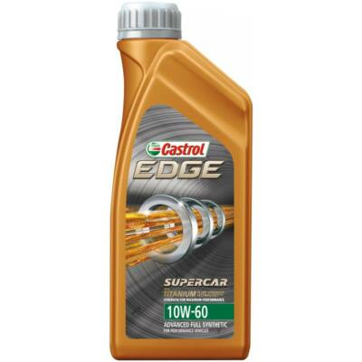 Castrol Edge Supercar 10w60 1L motorolaj