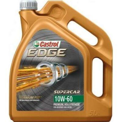 Castrol Edge Supercar 10w60 4L motorolaj