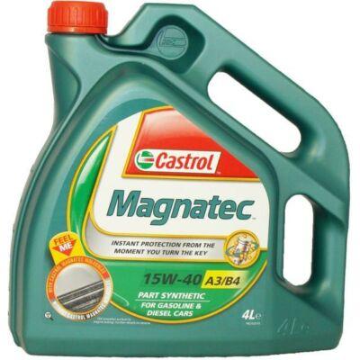 Castrol Magnatec 15w40 A3/B4 4L motorolaj
