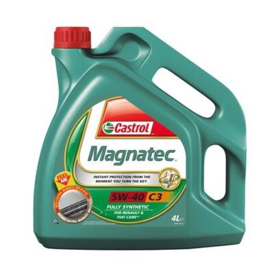 Castrol Magnatec 5w40 C3 4L motorolaj