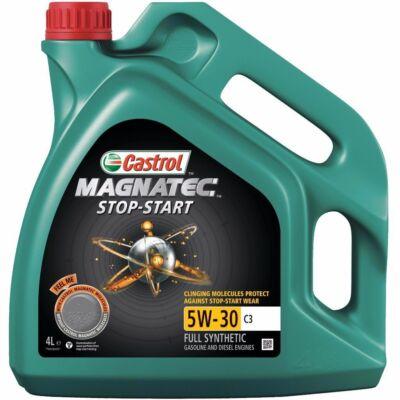 Castrol Magnatec Stop-Start 5w30 C3 4L motorolaj