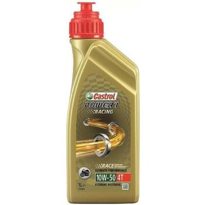 Castrol Power1 Racing 4T 10w50 1L motorolaj