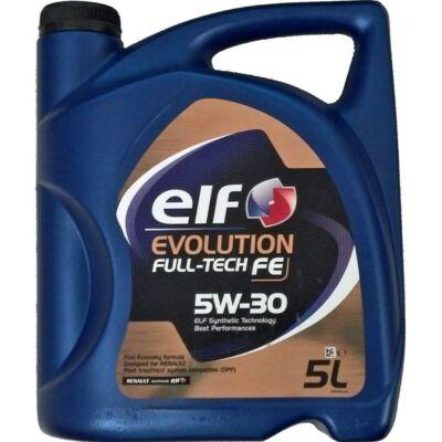 Elf Evolution Full-Tech FE 5w30 5L motorolaj