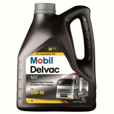 Mobil Delvac MX 15w40 4L motorolaj
