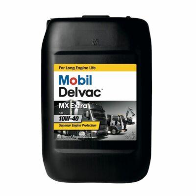 Mobil Delvac MX Extra 10w40 20L motorolaj