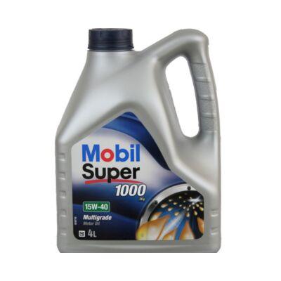 Mobil Super 1000 X1 15w40 5L motorolaj