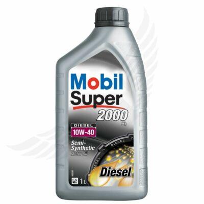 Mobil Super 2000 X1 10w40 Diesel 1L motorolaj