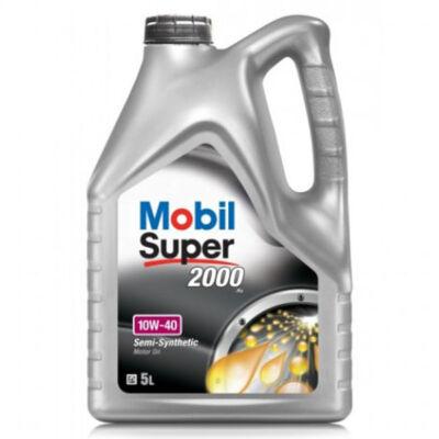 Mobil Super 2000 X1 10w40 5L motorolaj