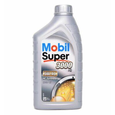 Mobil Super 3000 X1 5w40 1L motorolaj