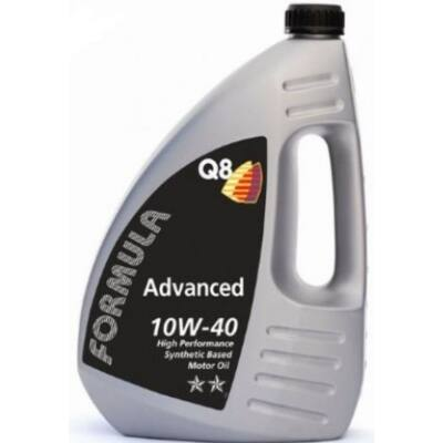 Q8 Formula Advanced 10w40 4L motorolaj
