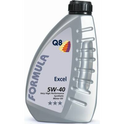 Q8 Formula Excel 5w40 1L motorolaj