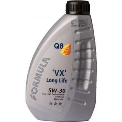 Q8 Formula VX Long Life 1L motorolaj