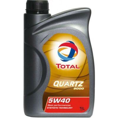 Total Quartz 9000 5w40 1L motorolaj