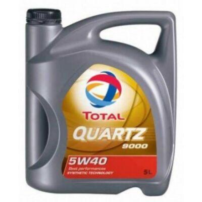 Total Quartz 9000 5w40 5L motorolaj