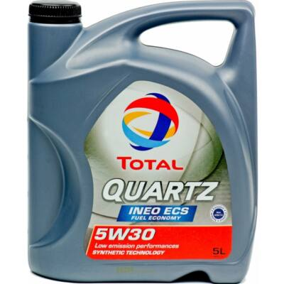 Total Quartz Ineo ECS 5w30 5L motorolaj