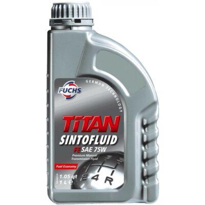 Fuchs Titan Sintofluid FE SAE 75w 1L váltóolaj