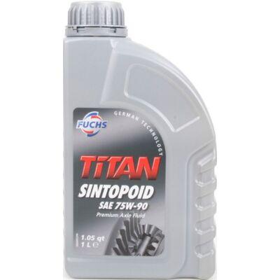 Fuchs Titan Sintopoid 75w90 1L váltóolaj