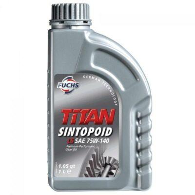 Fuchs Titan Sintopoid LS 75w140 1L váltóolaj
