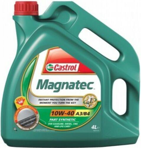 Castrol Magnatec 10w40 A3/B4 4L motorolaj